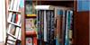 Izayoi Monospaced Font book shelf