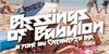 Blessings of Babylon Font design birthday