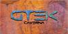 Gtek Caverna Font handwriting sign