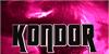 Kondor Font fireworks poster