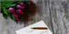 Thinking You Personal USE Font handwriting flower