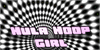 Hula Hoop Girl Font poster