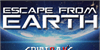 ESCAPE FROM EARTH Font screenshot poster