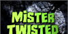 Mister Twisted Font tree outdoor