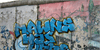 MAWNS' Graffiti Filled Font abstract building