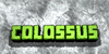 Colossus Font sign