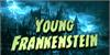 Young Frankenstein Font poster screenshot