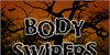 Body Swipers Font tree poster