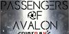 PASSENGERS OF AVALON Font poster handwriting