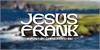 Jesus Frank Font screenshot design