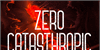 Zero Catasthropic Font book text
