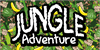 CF Jungle Adventure Font text cartoon