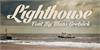 Lighthouse Personal Use Font sky outdoor