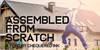 Assembled From Scratch Font baseball outdoor
