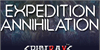EXPEDITION ANNIHILATION Font poster screenshot