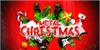 Metal Christmas Personal USE Font cartoon christmas tree