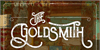The Goldsmith Vintage Font screenshot poster