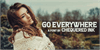 Go Everywhere Font poster