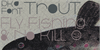 Trout Font drawing handwriting