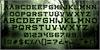 Complex bruja Font art handwriting