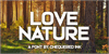 Love Nature Font tree outdoor