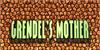 Grendel's Mother Font food orange