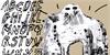 pk shaman Font drawing text