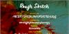 Rough Sketch Font text screenshot