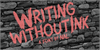 Writing Without Ink Font rock handwriting