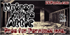 Noises in the Attic Font poster text