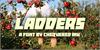 Ladders Font tree christmas tree