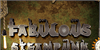 Fabulous Steampunk Font screenshot poster