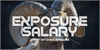 Exposure Salary Font animal mammal