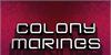 Colony Marines Font screenshot poster