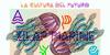 Zilap Marine Font illustration cartoon