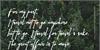 Hastagram Personal Font tree outdoor