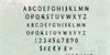 Basic Map Font text