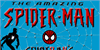 THE AMAZING SPIDER-MAN Font text