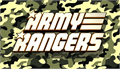 Illustration of font Army Rangers