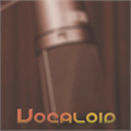 Illustration of font Vocaloid