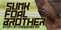 Illustration of font Sunk Foal Brother