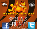 Illustration of font GARFIELD the CAT
