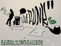 Illustration of font THA FUNK - URBAN HOOK-UPZ