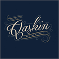 Illustration of font Qaskin Black Personal Use
