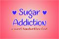 Illustration of font Sugar Addiction