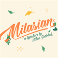 Illustration of font Milasian Thin PERSONAL