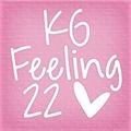 Illustration of font KG Feeling 22