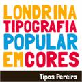 Illustration of font Londrina Solid