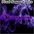 Illustration of font Neverwinter