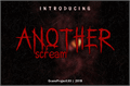 Illustration of font AnotherScream